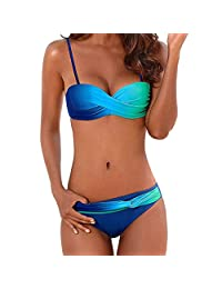 dae46fe5dafec0 WOCACHI Swimsuits for Womens