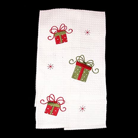 """18 x 27 """"toalla de cocina, regalos de Navidad cajas ..."""