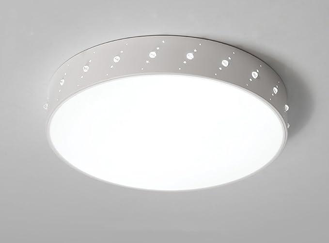 Plafoniere Led A Soffitto Moderno Dimmerabile : Dfhhg lampade da soffitto camera luminose e