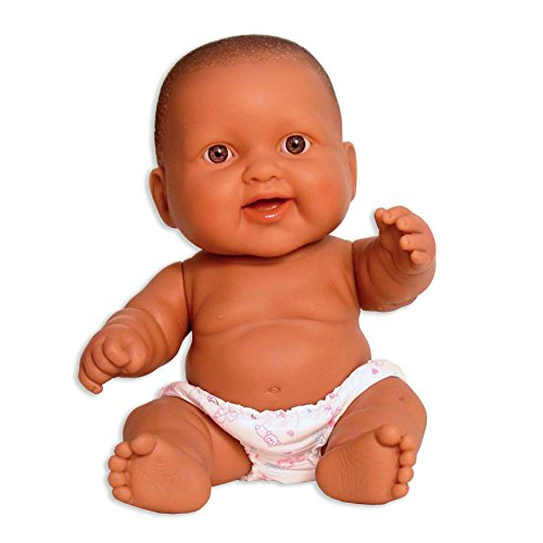Search : Childcraft Multi-Ethnic Baby Dolls - African American Doll - 10 Inches