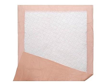 Underpads 30 x 36 desechables, incontinencia urinaria, Super absorbente, grande y pesada, Premium - Juego de 100: Amazon.es: Hogar