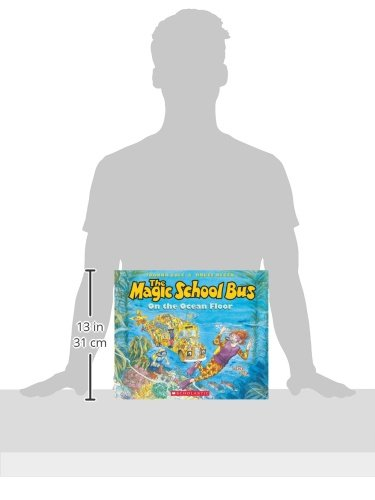 The On the Ocean Floor (The Magic School Bus) by Scholastic Audio Books