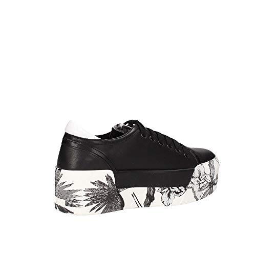 Jo Negro Mujer B19023 Sneakers P0102 Liu OwRxpO