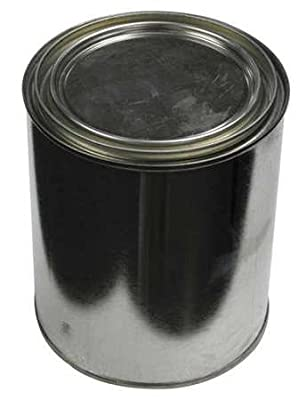 Paint Can, 1 qt., Round