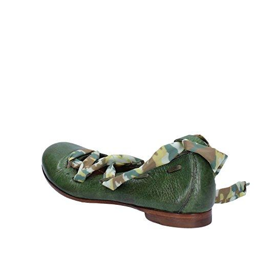 de Verde mujer MOMA para Piel Bailarinas 37 R4qaT5Uw