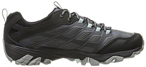 Outlet Último Suministro barato Moab Fst Granito Zapato De Senderismo Impermeables Merrell Mujeres Barato Cómodo Ch3D7r