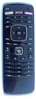 VIZIO Remote for E422VLE, E472VLE, E552VLE, M320SL, M370SL, E320i-A0, M370SL, E422VL Model Television's