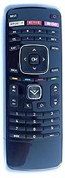 VIZIO Remote for E422VLE, E472VLE, E552VLE, M320SL, M370SL, E320i-A0, M370SL, E422VL Model Television\'s