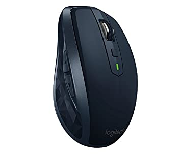 7bda5d27054 Image Unavailable. Image not available for. Colour: Logitech MX Anywhere 2  RF Wireless Mouse with 1000DPI Bluetooth ...