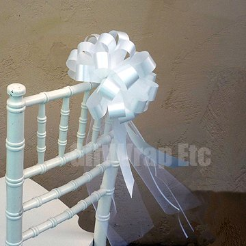 Top 10 Best Wedding Bows For Pews - Best of 2018 Reviews | No Place ...