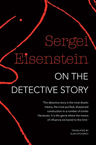 On the Detective Story -