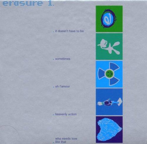 Erasure 1 / EBX Singles ()