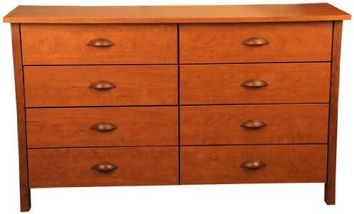 Nouvelle 8 Drawer Dresser Chest Bedroom Furniture 5 colors /_New