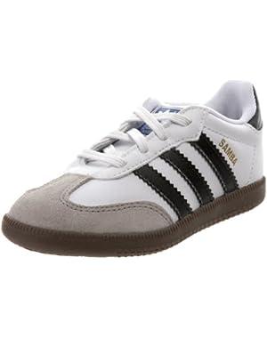 Originals Samba Leather Sneaker (Infant)