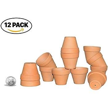 My Urban Crafts Small Terra Cotta Pots