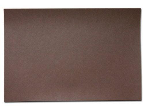 Ink Blotter Paper - Dacasso Blotter Paper 34.00 x 20.00 x 0.02 Brown