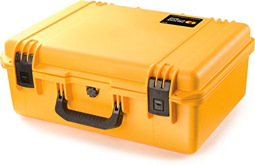 Pelican iM2600 Yellow no foam - empty. Comes with TSA - Storm Case Im2600