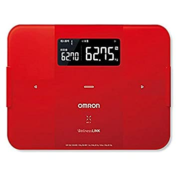 Amazon com: Omron body composition meter body scan HBF-254C
