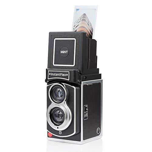 MINT InstantFlex TL70 2.0 Professional Instant Film Camera for Fujifilm Instax Mini