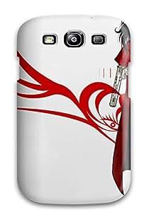 4742628K44248560 Premium Durable Hellsing Anime Fashion Tpu Galaxy S3 Protective Case Cover