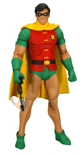 DC Universe Classics Classic Robin with Modern Head Action Figure ()
