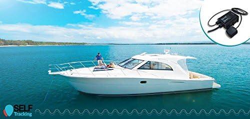 selftracking Marino: localizador GPS para barco y Jet Ski, antirrobo Jet Ski y barco: Amazon.es: Electrónica