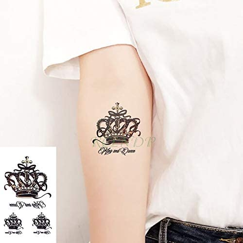 Yyoutop Impermeable Tatuaje Temporal Etiqueta engomada de la ...