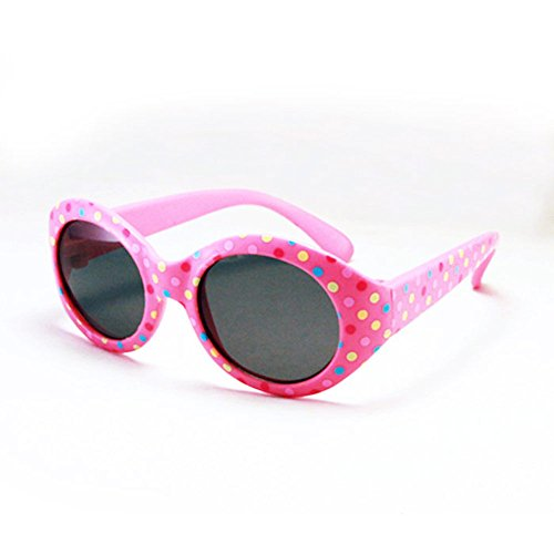 Mola Mola Polarized Baby Sunglasses girl toddler - 24 12 Months Sunglasses Baby