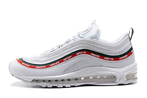 Running And Silver Antiscivolo Color Sneakers Air Trail Running Edge 97 White Antiurto nnkk Grau Training Shoes Sneakers qEUvn0HP0