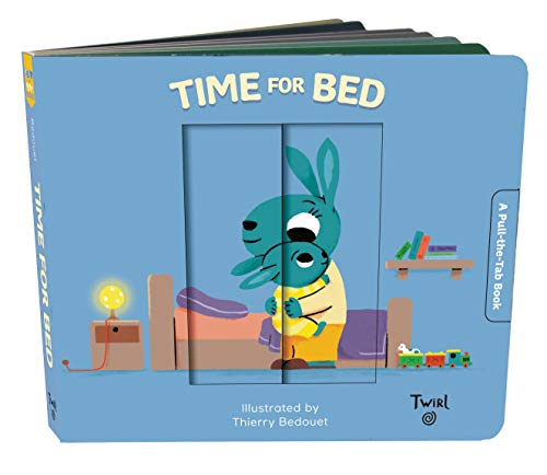 Time for Bed: A Pull-the-Tab Book (Pull and Play Books)