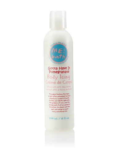 (ME! Bath Gotta Have It Pomegranate Body Icing, 8 fl. oz.)