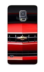 569235a7222 Crazylove 2010 Chevrolet Camaro Rs Durable Galaxy S5 Tpu Flexible Soft Case With Design