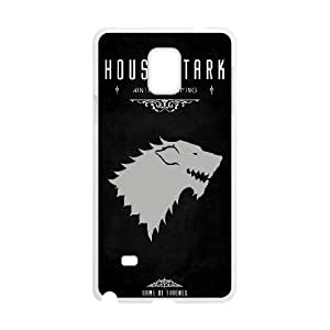 Samsung Galaxy Note 4 Phone Case White Game of Throne CG6012385