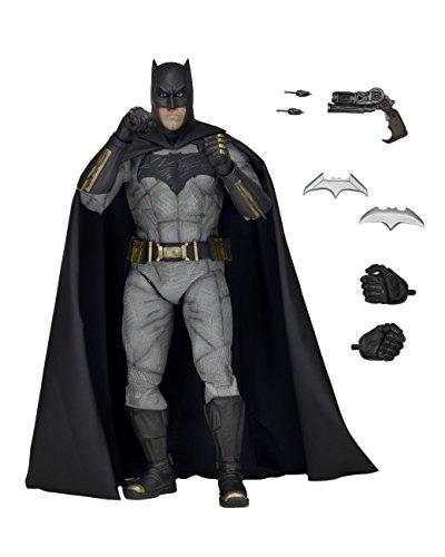 NECA Batman v Superman: Dawn of Justice Batman Action Figure (1/4 Scale) -