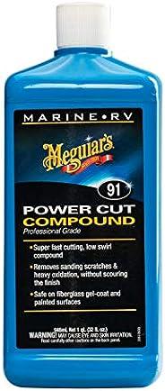 Meguiar's M9132 Marine and RV Pro-Grade Power Cut Compound - 32-O