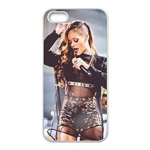 C-EUR Diy Rihanna Hard Back Case for Iphone 5 5g 5s