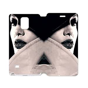 Sexy Angelina Jolie Custom Cover Case for SamSung Galaxy Note4