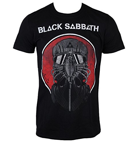 T-Shirt Männer Black Sabbath - Live 14 - ROCK OFF - BSTS15MB S