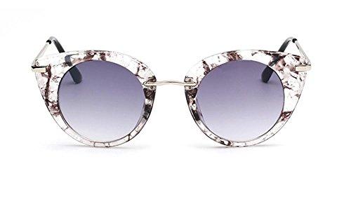 CMCL Steel Ultra pour Dames Soleil Stainless Lunettes Glasses Mode de des Voyageur de cocons 1 Reflective Trend Light rPwqYx7r