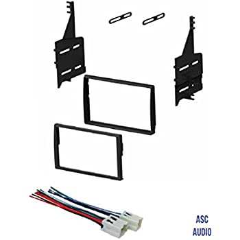 stereo install dash kit nissan altima 05 06. Black Bedroom Furniture Sets. Home Design Ideas