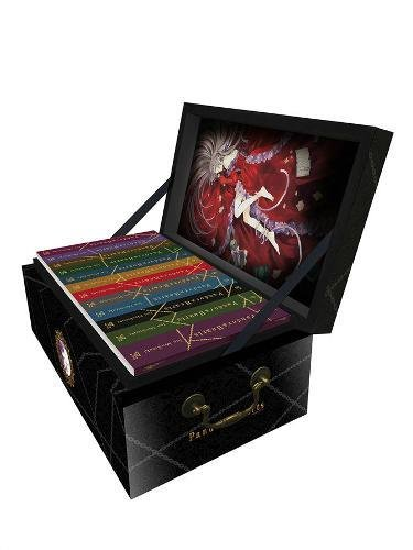 Set Heart Collection - Pandora Hearts Complete Series Box Set