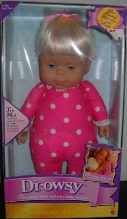Drowsy Doll - The Classic Collection