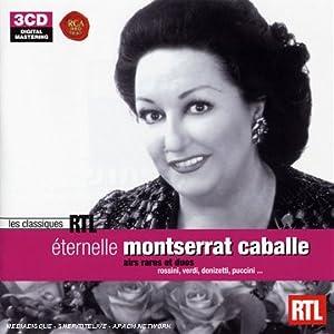 "Afficher ""Eternelle Montserrat Caballe"""