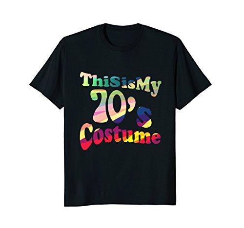 70s Halloween Costume 70s T Shirt Women Men Girls