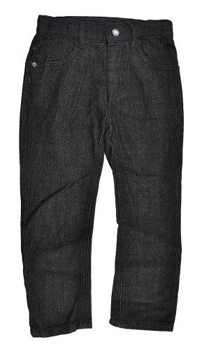 Calvin Klein Boys L/S Shirt W/Vest 3pc Denim Pant Set (7)