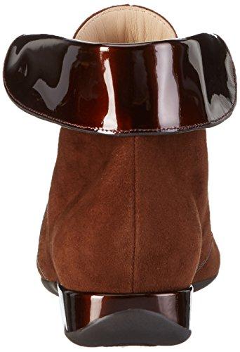 Marrone Oxford Brandy Petra 2800 Stile G Scarpe Weite Donna Hassia q0wg7FU