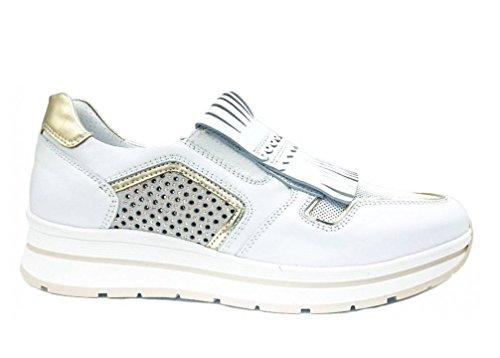 NeroGiardin - Zapatillas para Mujer Bianco En línea Obtenga la mejor oferta barata de descuento más grande