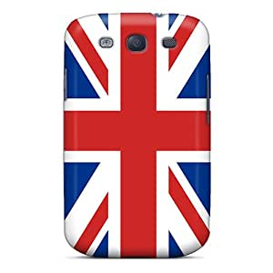 Galaxy S3 Case Slim [ultra Fit] Union Jack Protective Case Cover