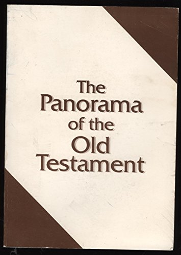 The Panorama of the Old Testament