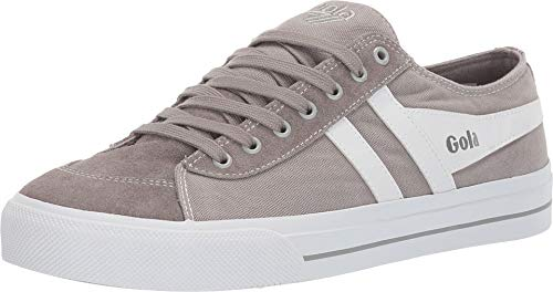 Gola Men's Quota II Light Grey/White 10 D ()